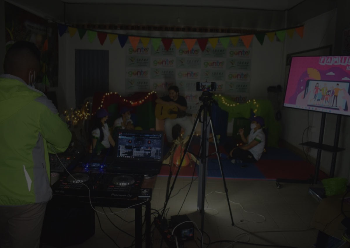 ¡Éxito total! primer campamento familiar virtual del IDERF.
