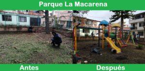 Parque La Macarena