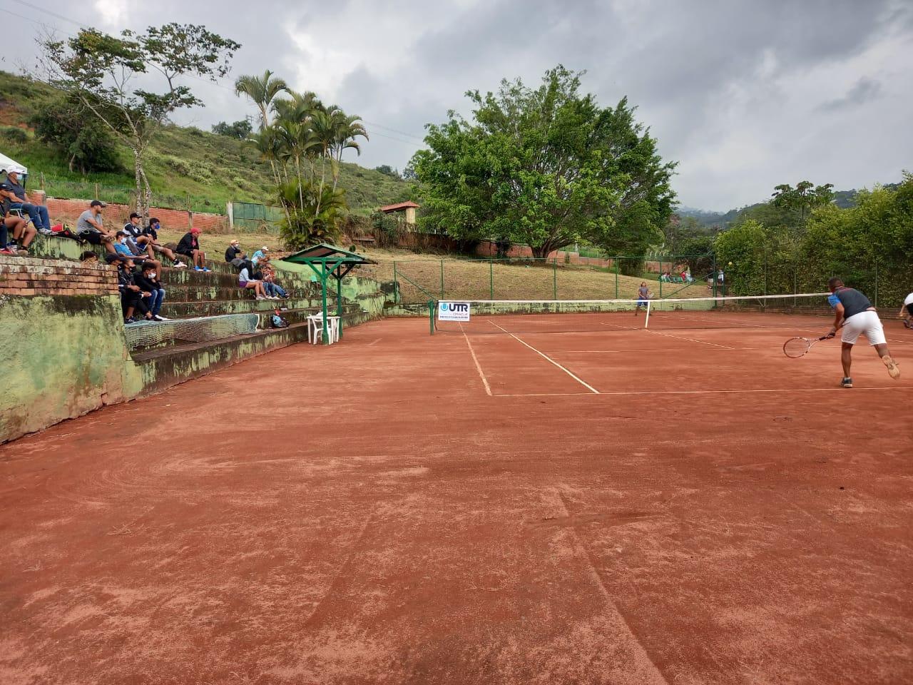 Fusagasugá y Sumapaz estrenan ranking de tenista locales.